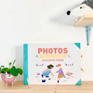 Album Photo et souvenirs d'école