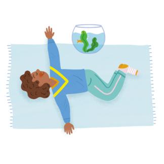 Au rythme de l'enfant / Concentration et yoga